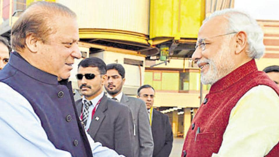 Narendra Modi,Nawaz Sharif,India