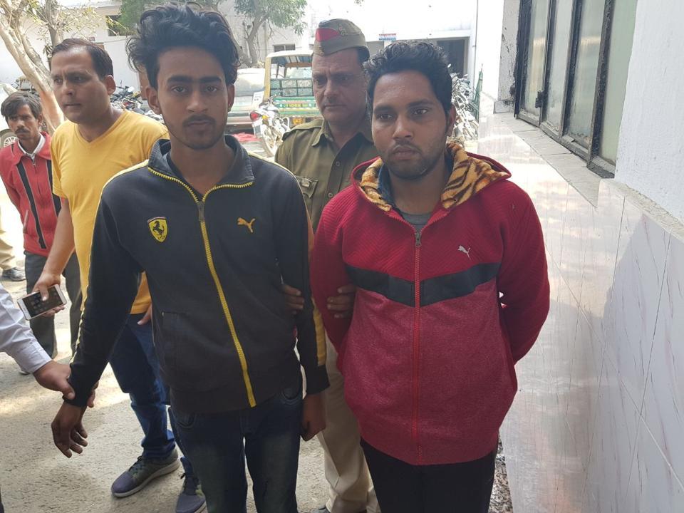 Noida crime,burnt body january 8 case,GB Nagar crime