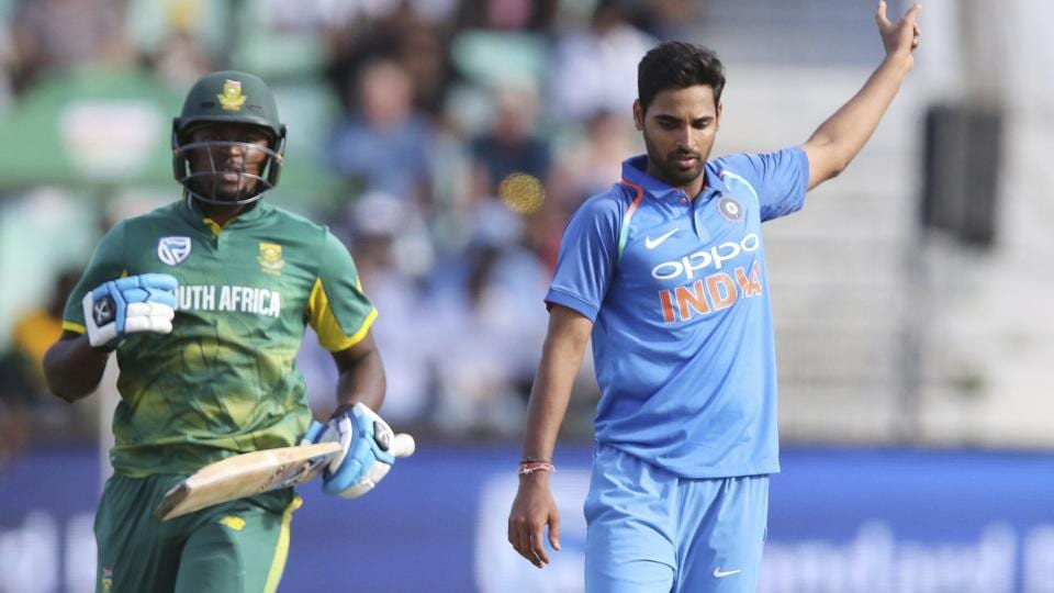 India pacer Bhuvneshwar Kumar has excelled on the current tour of SouthAfrica.