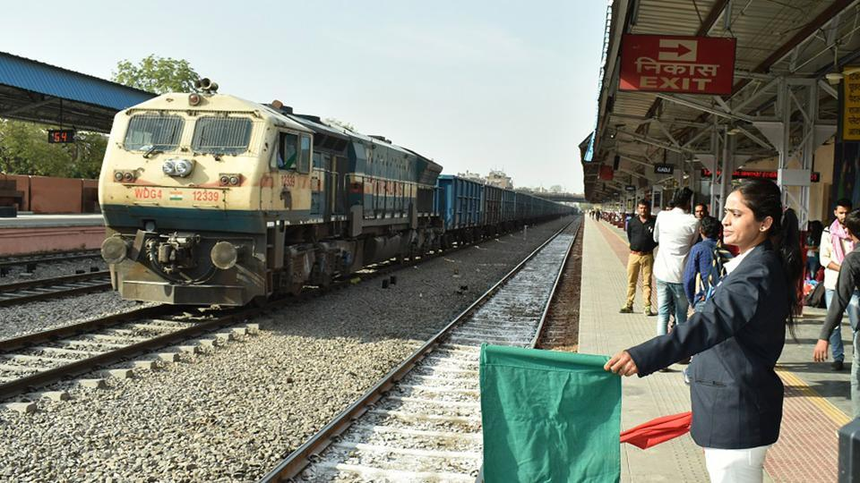 The Indian Railways' decision to drop Malayalam as the medium of examination for the recruitment to Group D employees has evoked strong protest in Kerala.