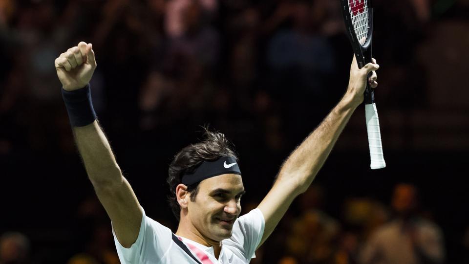 Roger Federer,Federer No 1,Rainer Schuettler