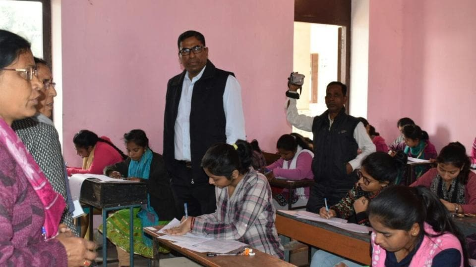 Bihar Board 2018 Class 10th Examination Begins