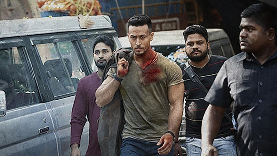 Baaghi 2 new poster: Before trailer, Tiger Shroff goes the Rambo way one  more time - bollywood - Hindustan Times