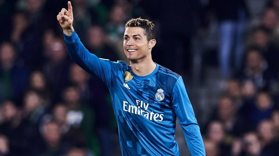 Cristiano Ronaldo,Zinedine Zidane,Real Madrid C.F.