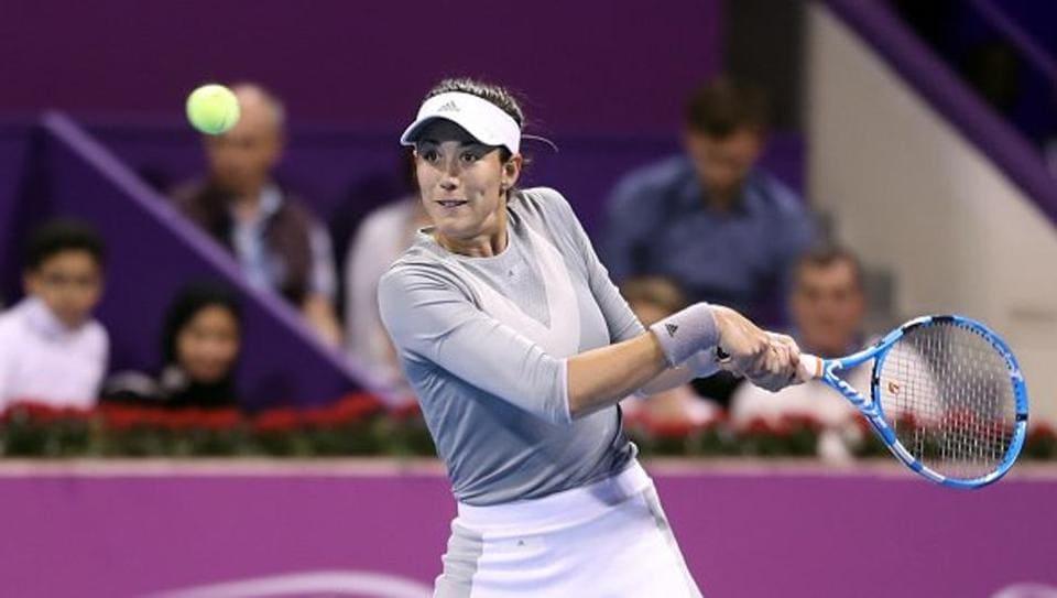 Garbine Muguruza,Tennis,Petra Kvitova