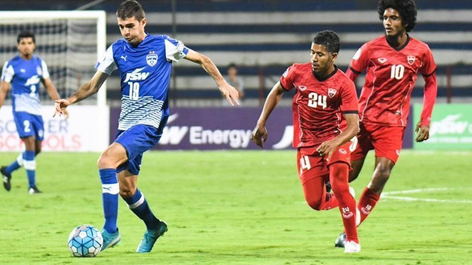 Bengaluru FC,AFC Cup,Toni Dovale