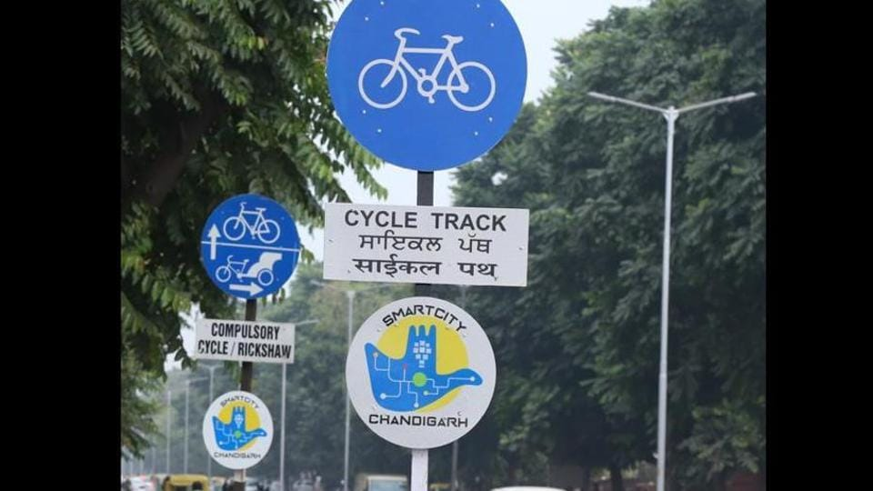 For Chandigarh, the plan is to introduce 24x7 water supply, smart metering for power and water, a bicycle track at Leisure Valley, disabled-friendly sidewalks, improve parks.
