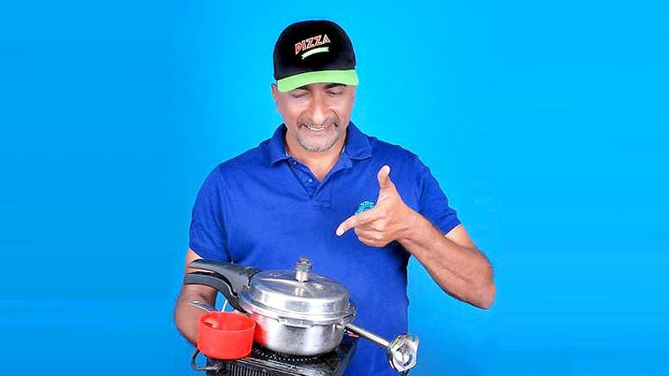 B Ramakrishnan, Ramki as he is fondly called, claims that One Pot, One Shot (OPOS) is the greenest and the cleanest way to cook.
