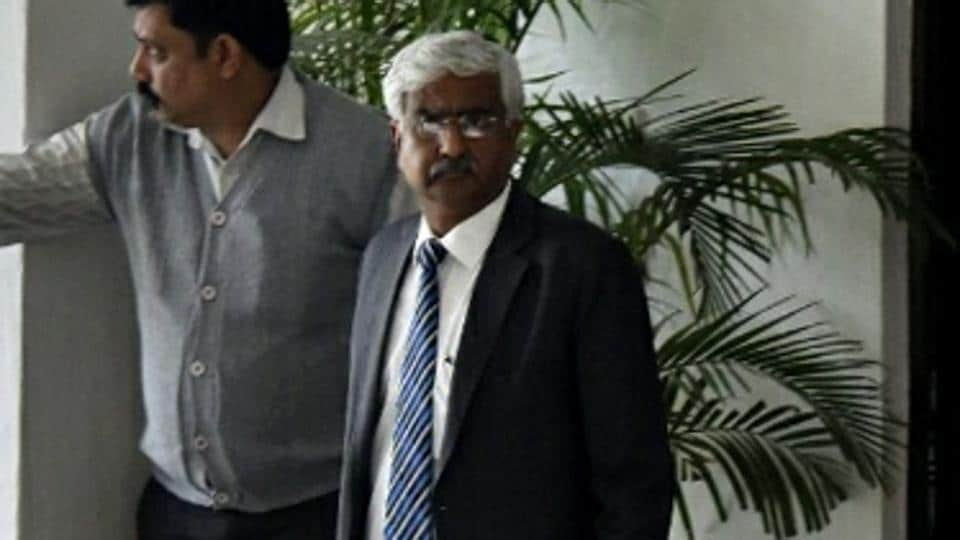 """Delhi chief secretary Anshu Prakash alleged that Arvind Kejriwal, his deputy Manish Sisodia and 11 AAP MLAs were present at the meeting where they threatened to """"implicate"""" him in false cases if the issue of releasing TV advertisements about the AAP government's achievements was not resolved."""
