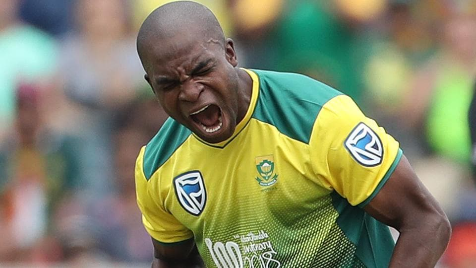 India vs South Africa,South Africa vs India,Junior Dala