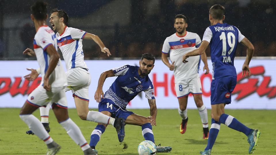 FC Goa,Delhi Dynamos,Indian Super League