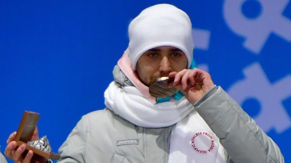 2018 Winter Olympics,Winter Olympics,Alexander Krushelnitsky