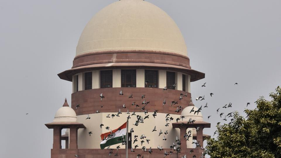The Supreme Court on Tuesday agreed to hear a plea seeking an SIT probe and other reliefs in the over Rs 11,000 crore PNB fraud. Two separate petitions were filed before the apex court on Monday seeking its direction to the Centre to initiate the process of deportation of Nirav Modi, and others allegedly involved in the case as soon as possible, preferably within two months. (Sonu Mehta / HT Photo)