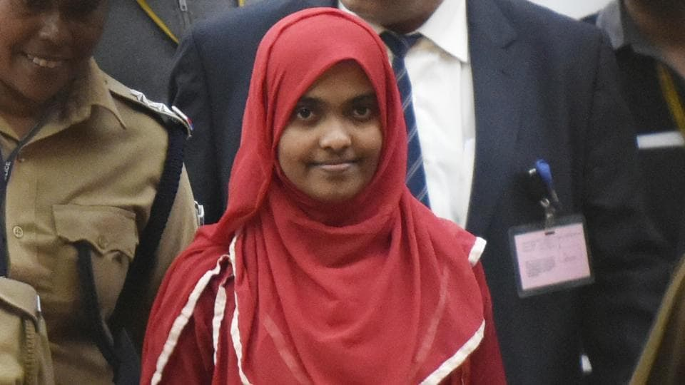 Love jihad case: Want to remain Muslim, stay with husband, says Hadiya
