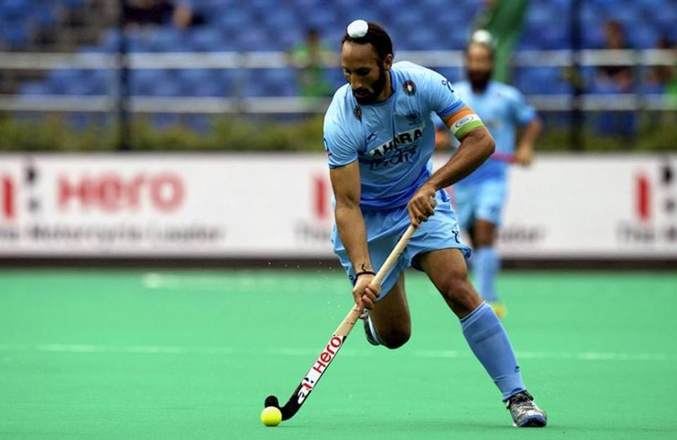 Sardar Singh will captain the Indian men's national hockey team at the Sultan Azlan Shah Cup.