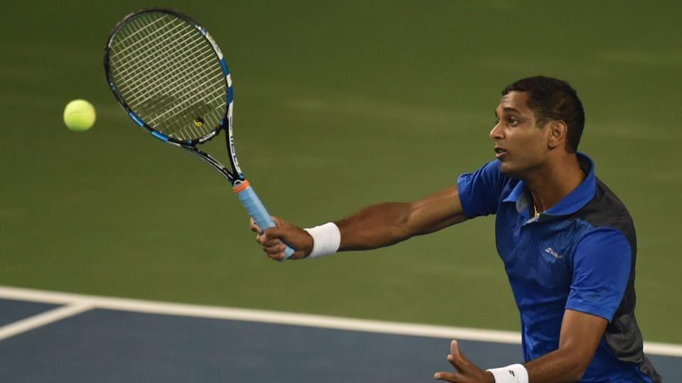 Ramkumar Ramanathan,Delray Beach Open,tennis