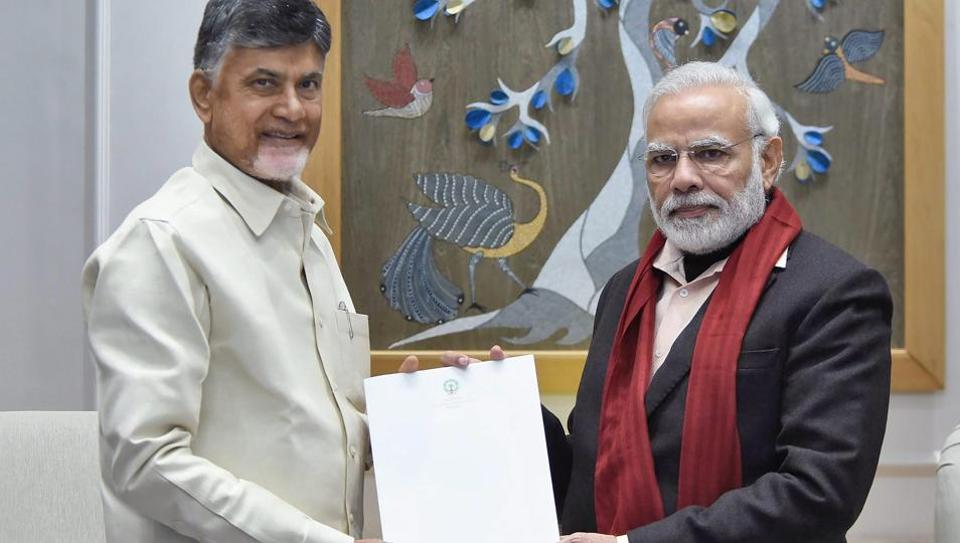 AP CM dismisses demand for no-trust motion against Modi govt