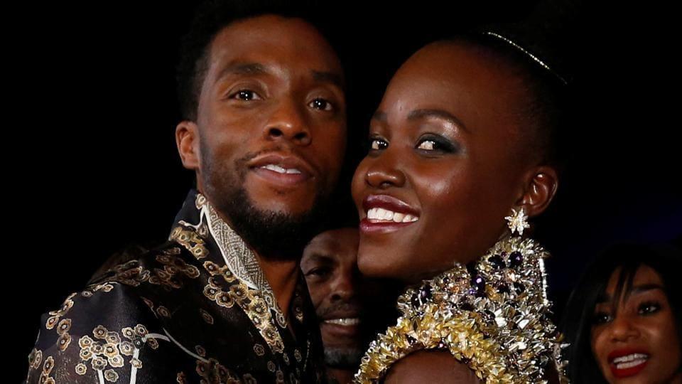 Black Panther,Lupita Nyong'o,Chadwick Boseman