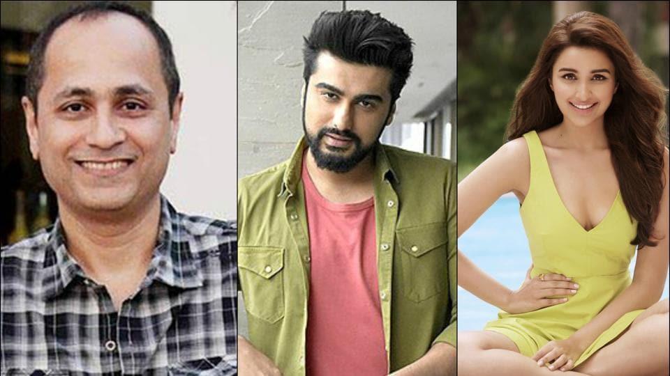 Vipul Shah will direct Namastey England starring Arjun Kapoor and Parineeti Chopra.