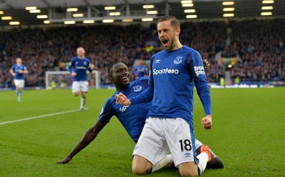Everton,Gylfi Sigurdsson,Sam Allardyce
