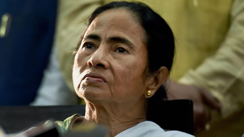 West Bengal chief minister Mamata Banerjee dropped by the Malda Medical College and Hospital to check on the victim on Tuesday.