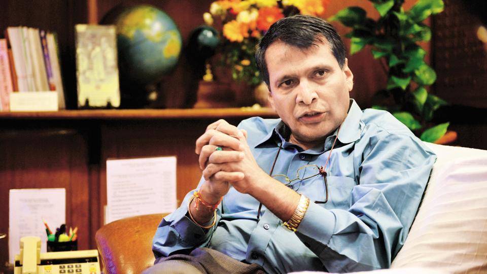 Pune,Suresh Prabhu said,National Treatment Principle