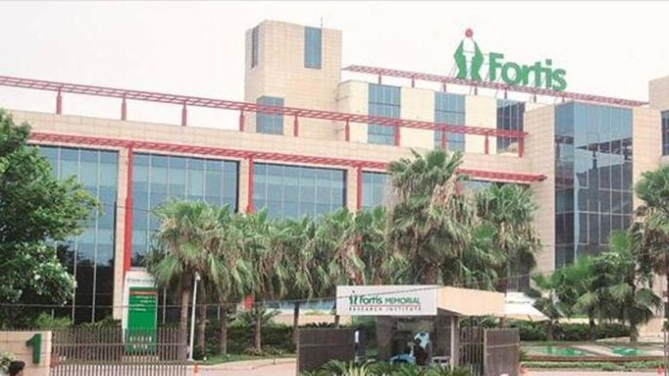 The surgery was carried out at the Fortis Hospital in Vasant Kunj.