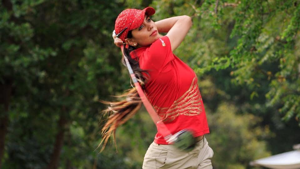 Sharmila Nicollet,Vani Kapoor,Australian Ladies Classic golf