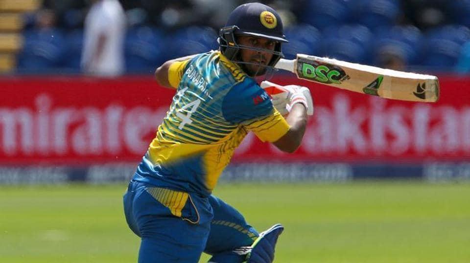 Sri Lanka Cricket Team,Asela Gunaratne,Shehan Madushanka