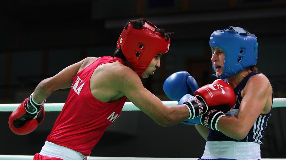 Commonwealth Games 2018,Boxing,India
