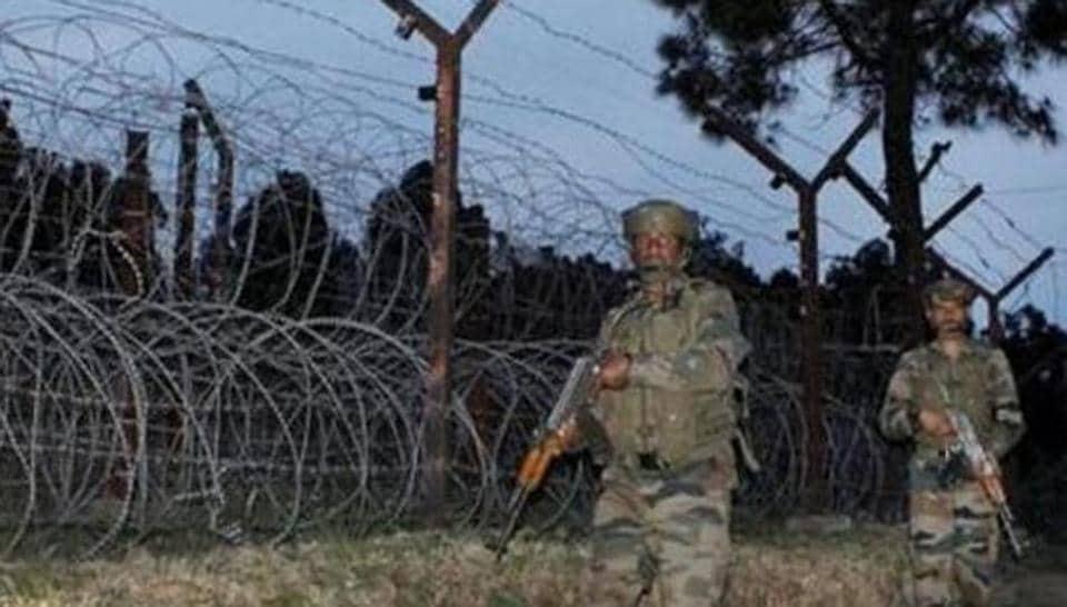 Jammu and Kashmir,Ceasefrie violation,BSF