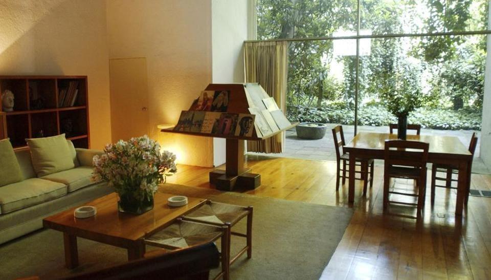 Mexico,Luis Barragan,Casa Luis Barragan