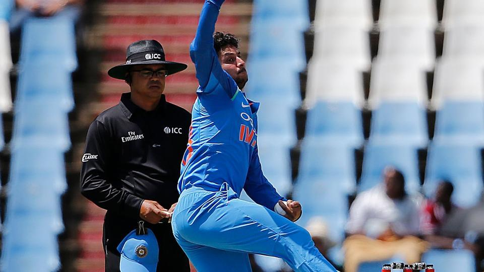 Kuldeep Yadav was the leading wicket-taker for India with 17 wickets during the six-match series against South Africa which Virat Kohli's side won 5-1.