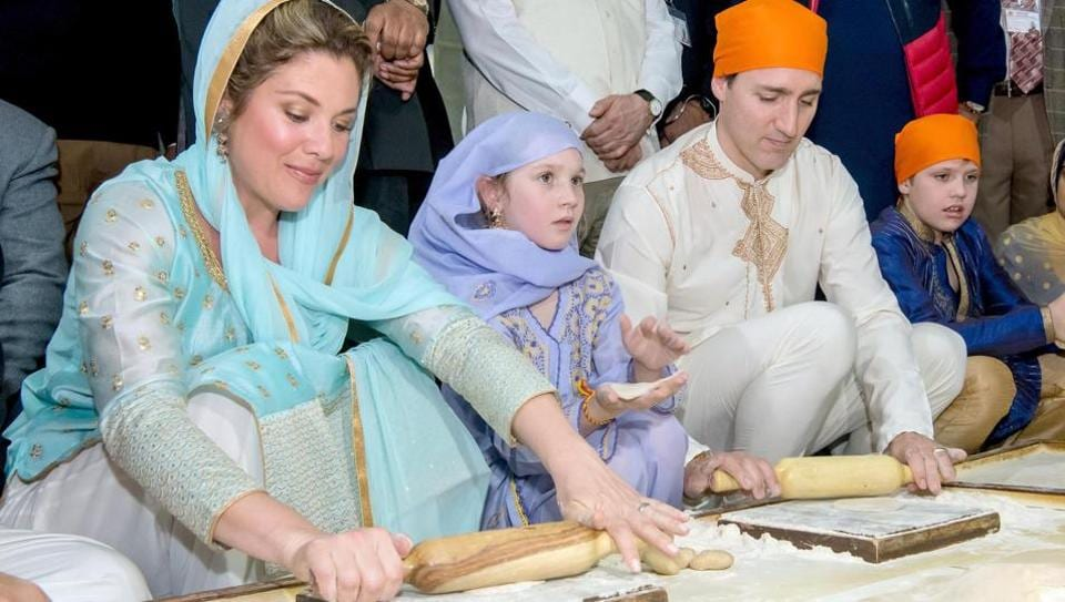 Justin Trudeau's Indian Visit Has Been Full Of Style Spottings