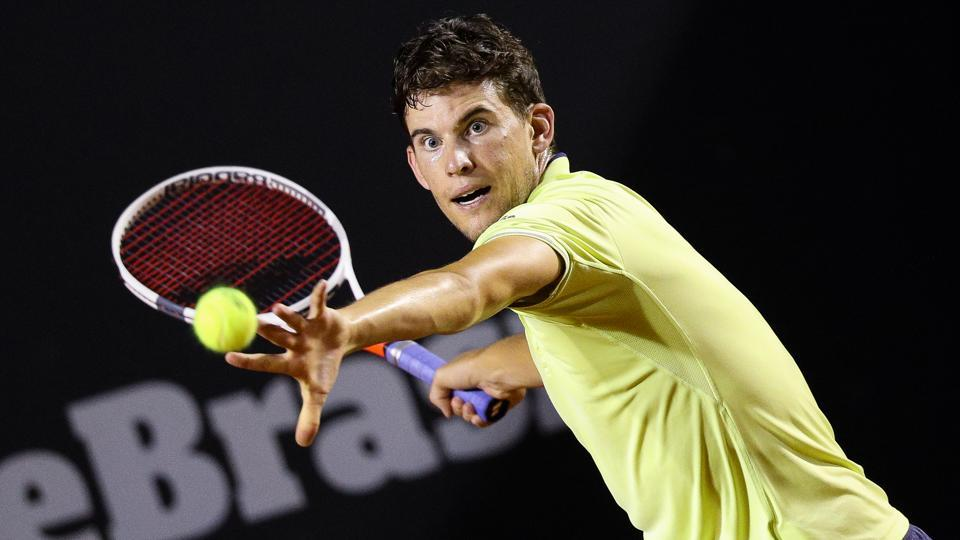 Thiem wins 2nd Argentina Open; Molteni-Zeballos prevail in doubles