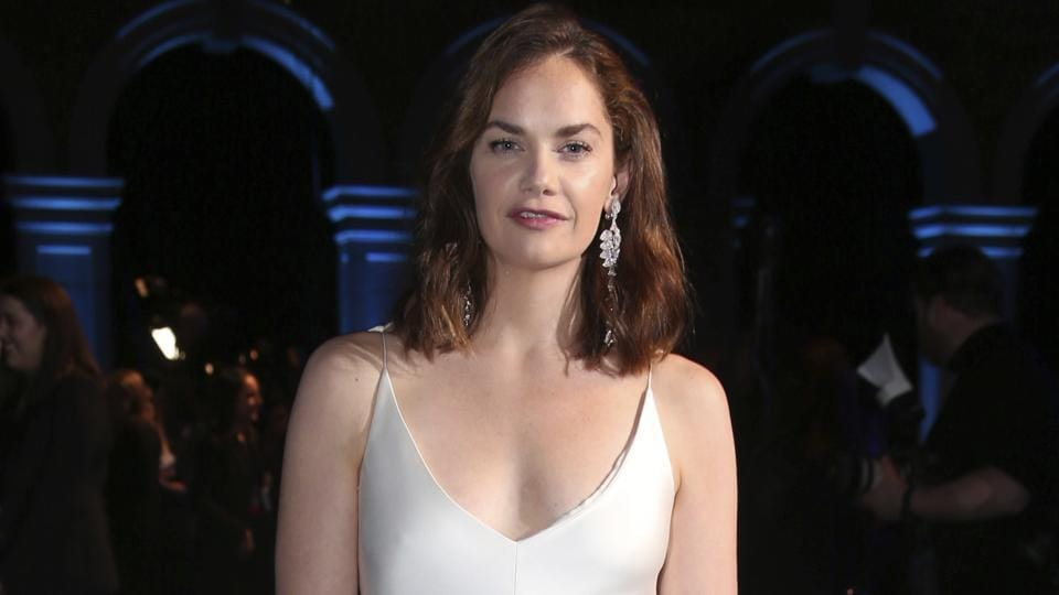 Actor Ruth Wilson poses for photographers upon arrival at the British Independent Film Awards in London.