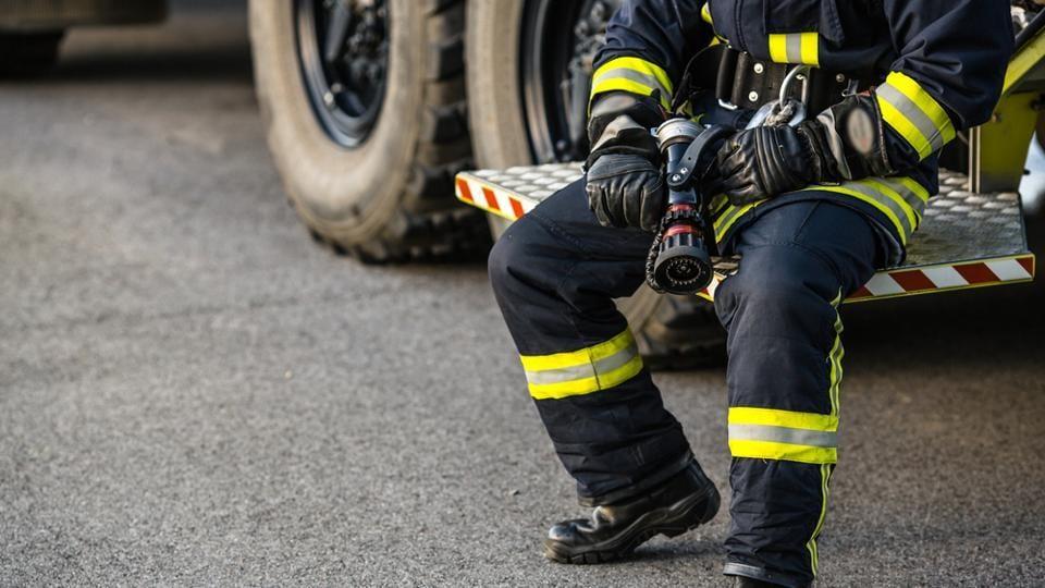 US firefighter,Vermont,Ferrisburgh