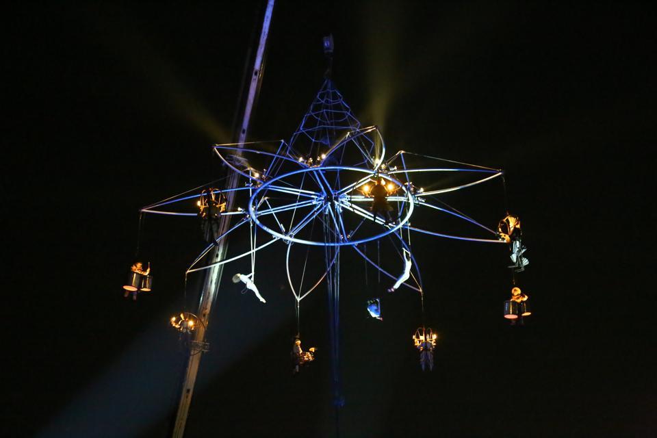 Gilles Rhode,Transe Express,Celestial Carillon