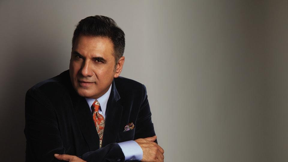 Actor Boman Irani stars in the film Welcome to New York.