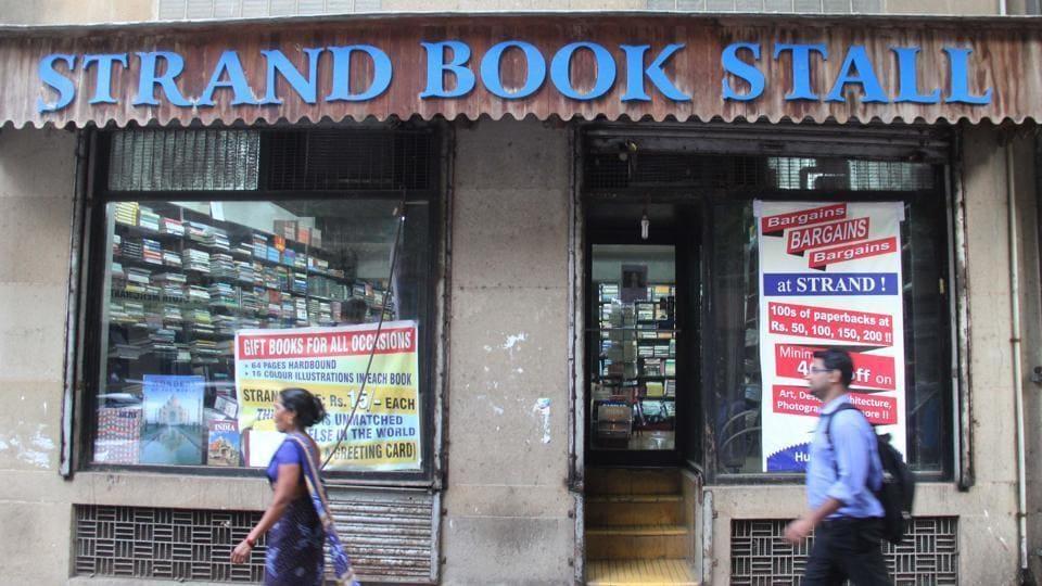 mumbai news,strand bookstall,bookstore