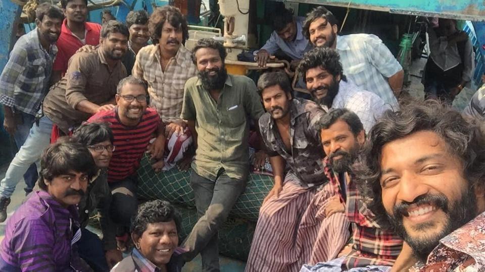Dhanush and Vetrimaaran wrap up shoot for part one of Vada Chennai -  regional movies - Hindustan Times