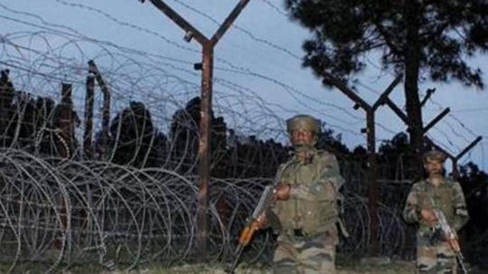 Jammu and Kashmir,Bandipora,Gunfight