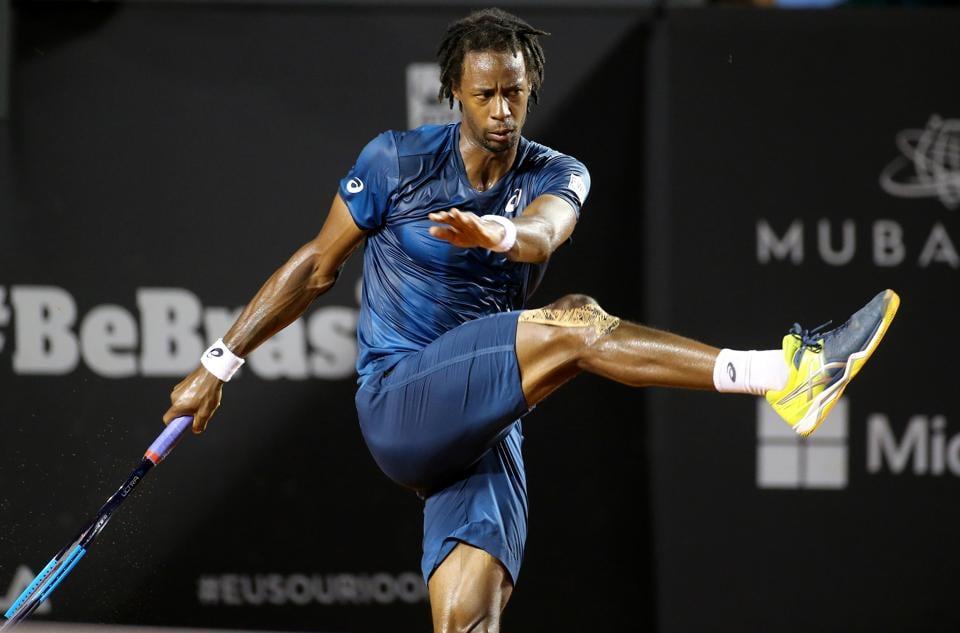 Rio Open tennis,Gael Monfils,Albert Ramos-Vinolas