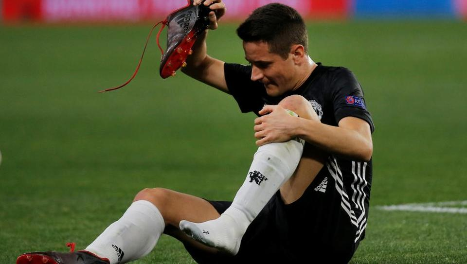 Paul Pogba left out of Man Utd XI vs Sevilla