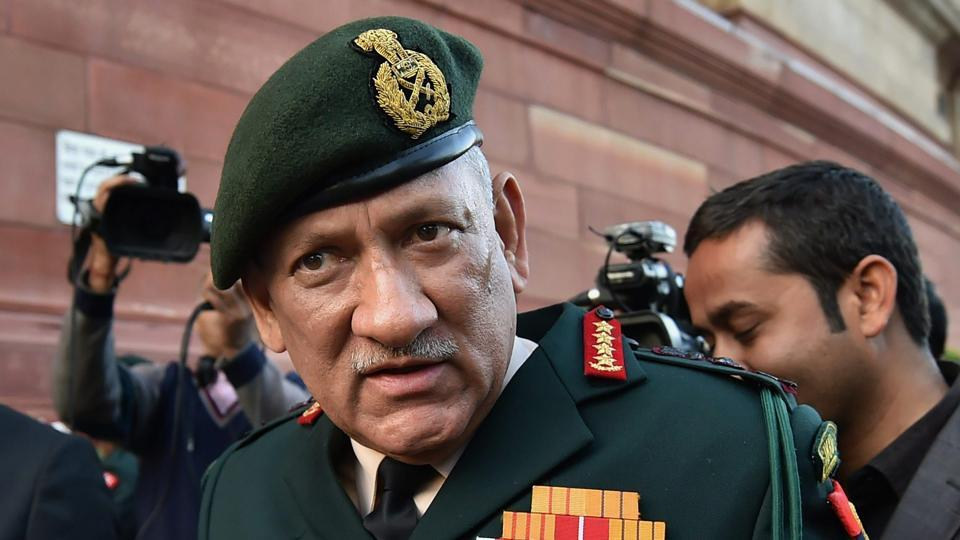 Army chief Bipin Rawat controversy,Indian Army chief Gen Bipin Rawat,AIUDF