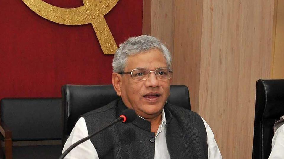 Tripura elections,CPI(M),Sitaram Yechury