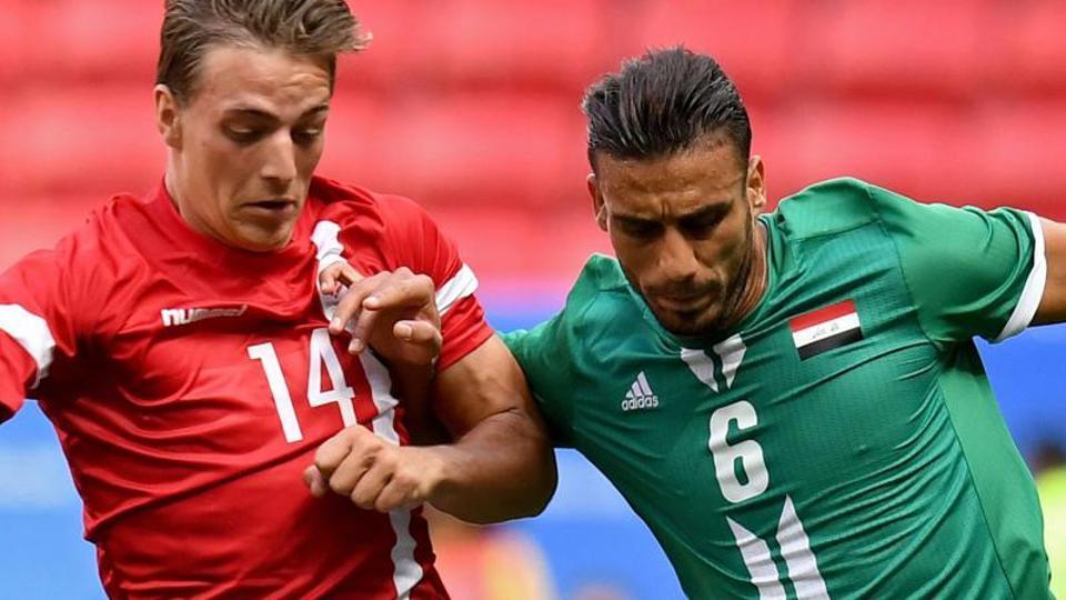 Iraq football team,FIFA,AFC Cup