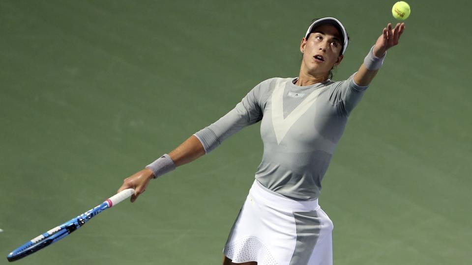 Garbine Muguruza,Dubai Open,tennis