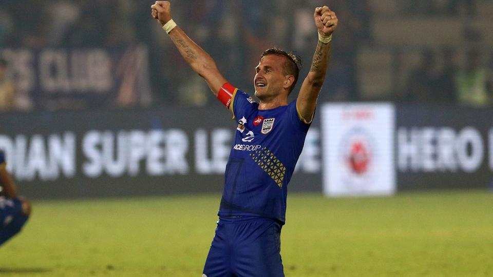 Indian Super League 2018,ISL 2018,Mumbai City FC