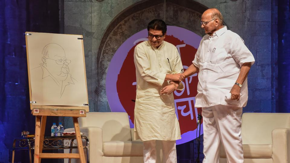 Nationalist Congress Party (NCP) president Sharad Pawar's,caste outfits,political class